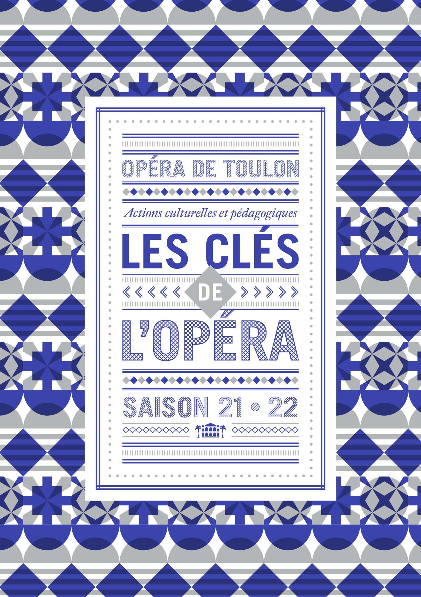 Les Clés de l'Opéra 2021-2022