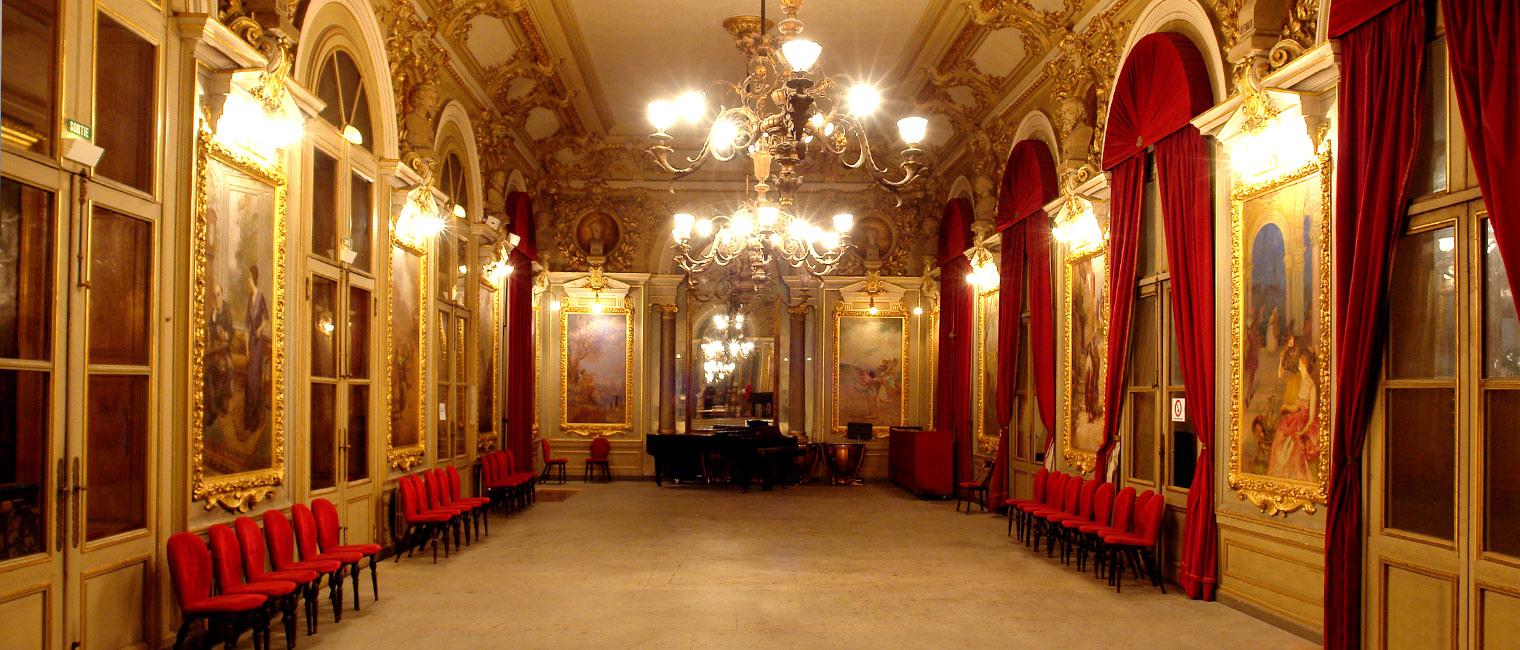 Foyer Logement Lyon Salon De Provence : Opéra de toulon lyrique concert spectacle thé tre