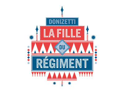 LA FILLE DU R�GIMENT