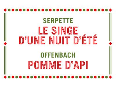 LE SINGE D'UNE NUIT D'ÉTÉ - POMME D'API